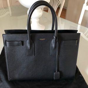 352fe7807b62 Yves Saint Laurent Bags - YSL SAC DE JOUR- BLACK